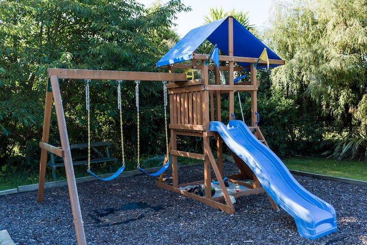 Fantastic kids playground