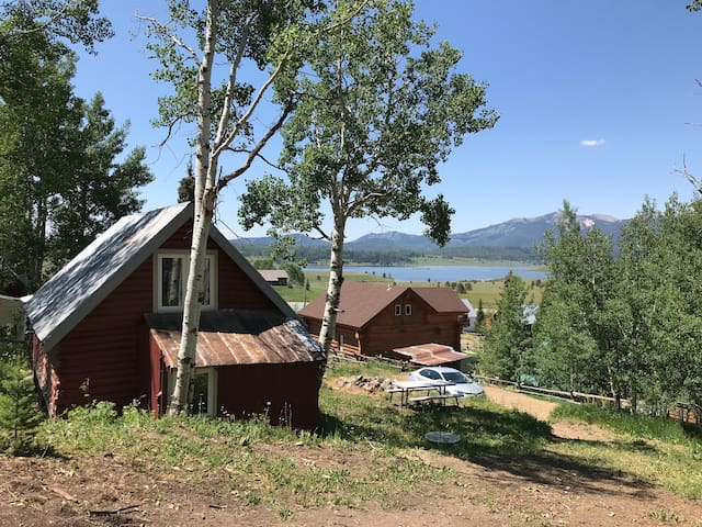 Steamboat Lake cabin