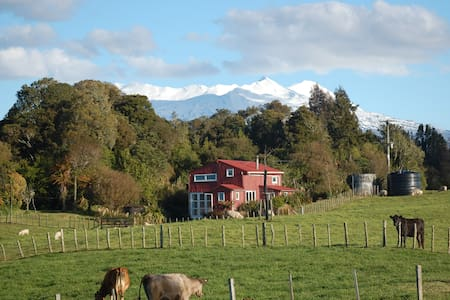 The Barn @ Wood Pigeon Lodge - Raurimu - House