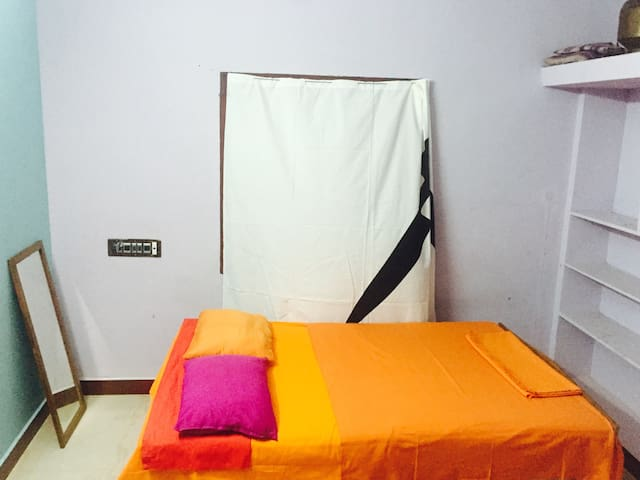 Cozy room next to the beach - Pondicherry - Apartemen