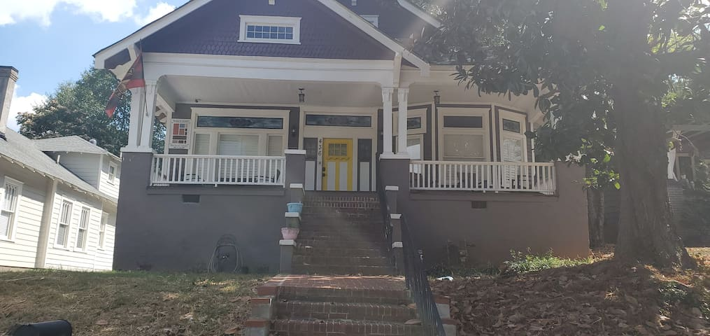 1 large BR w/private Bath in the Historic West End