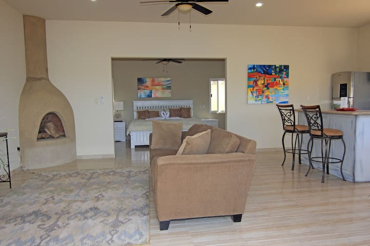 Very Large spacious living area