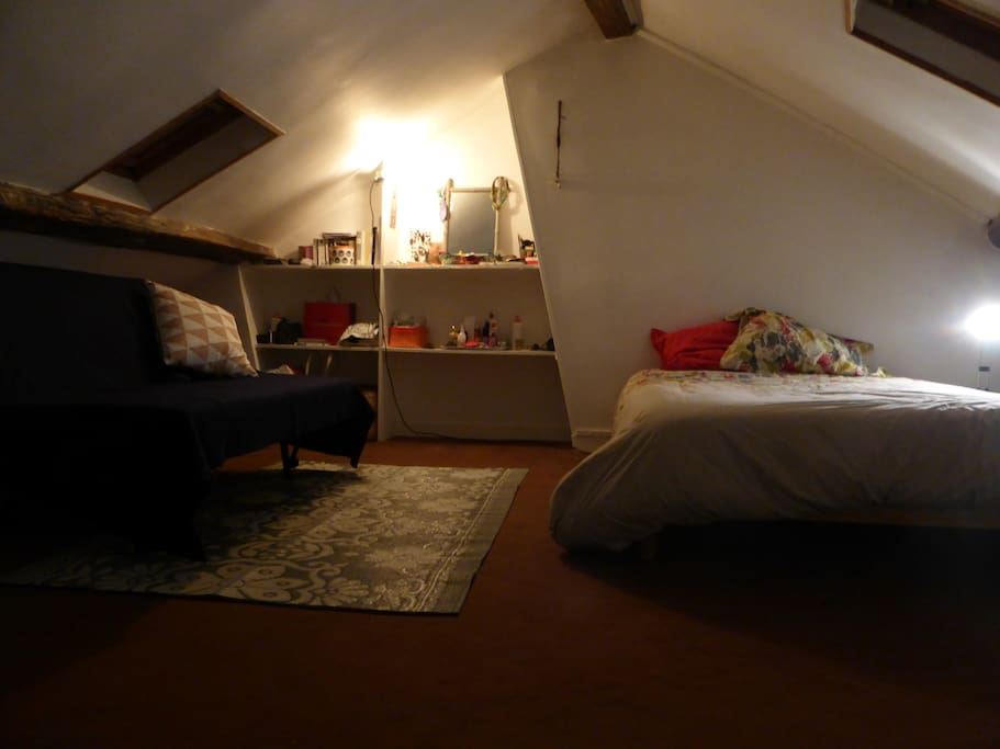 Chambre calme paris flats for rent in paris le de for Chambre de france
