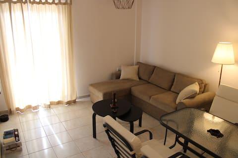 Irida's apartment in Porto Cheli