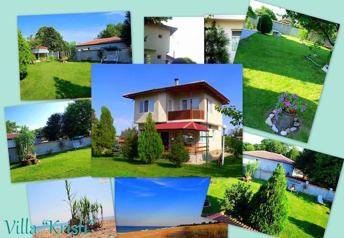Kristi Houses - Krapets - Hus