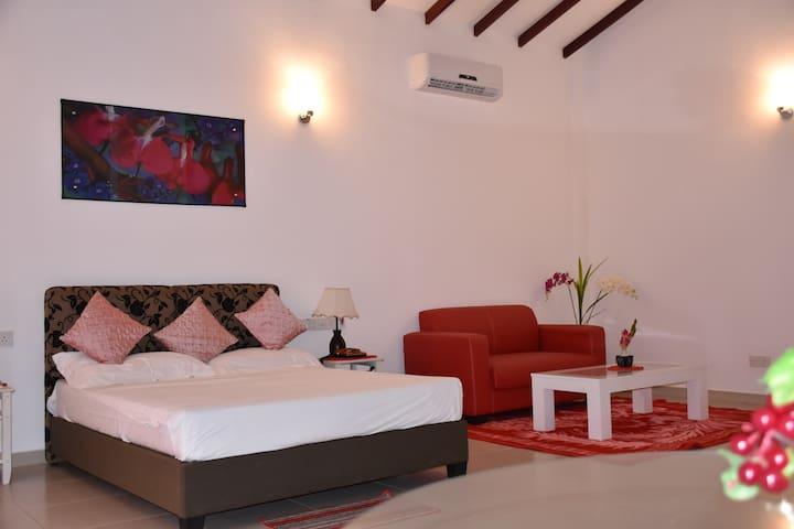 Vila near Kottawa, Pannipitiya - 1 King Size bed
