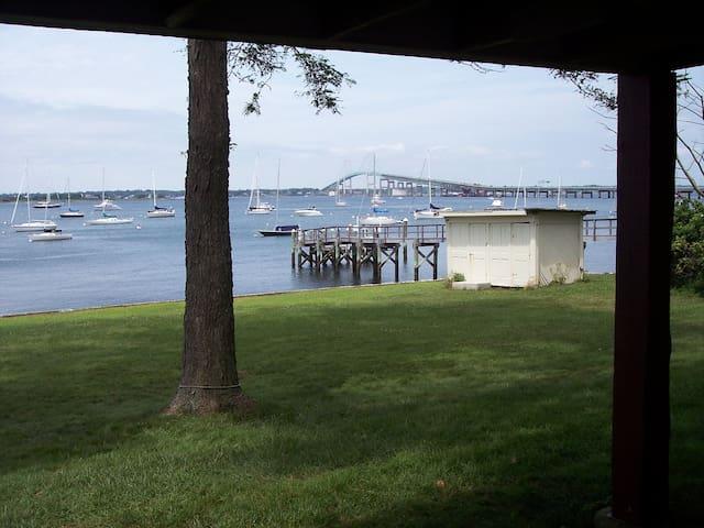 Waterfront room - Newport - Casa
