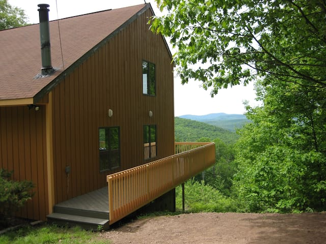 Best Catskill Views! 10 Secluded Acres! 2400' up!