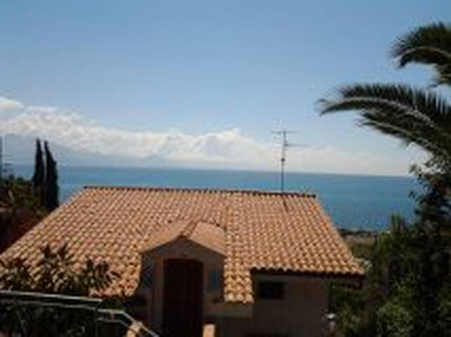 splendida vista sul mare - Scario - Appartement