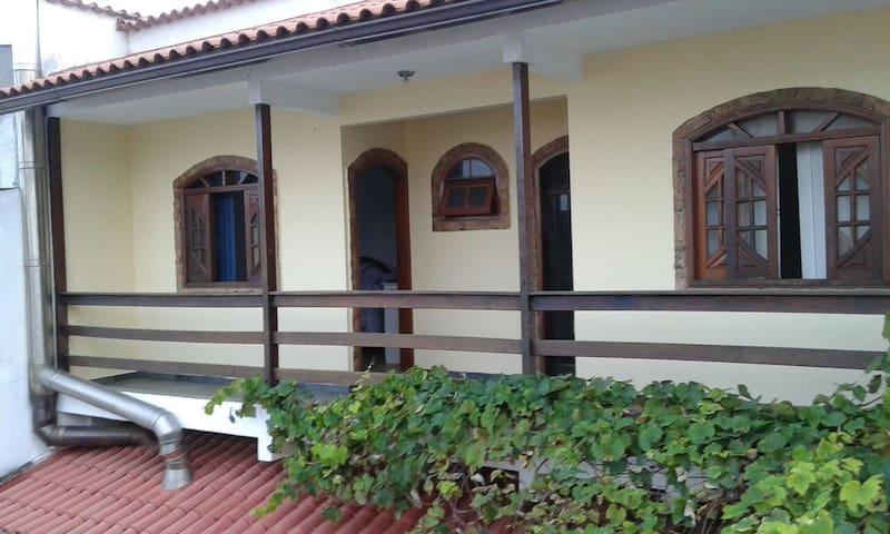 Quarto individual /casal temporada com conforto - Rio de Janeiro - House