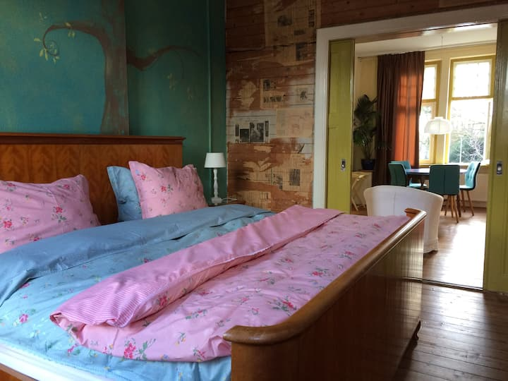 Cosy apartment, close to citycentre ànd nature!