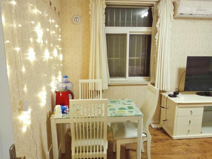 台东步行街  星空主题卧室★续住优惠 非整套