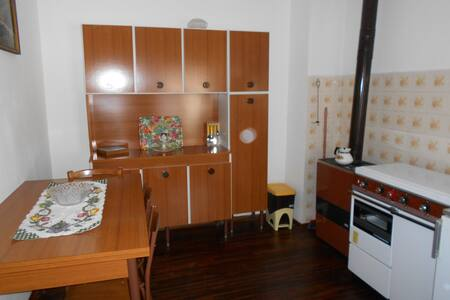 Small two-room apartment in Sampeyre