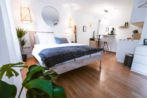Cozy apartment in the center of Kassel + Netflix