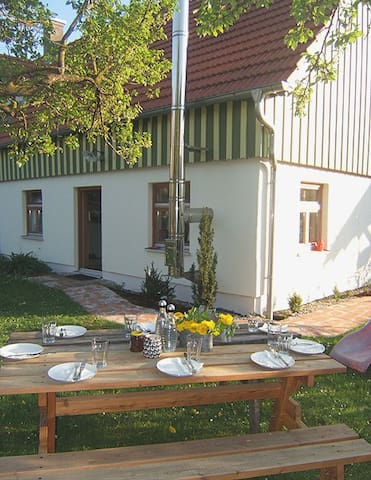 Bed and Breakfast Kirschenfee  - Sontheim - Pousada