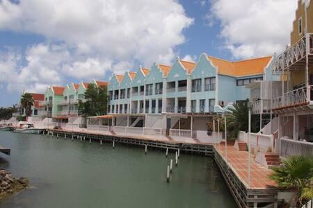 Bonaire Water Front Condo