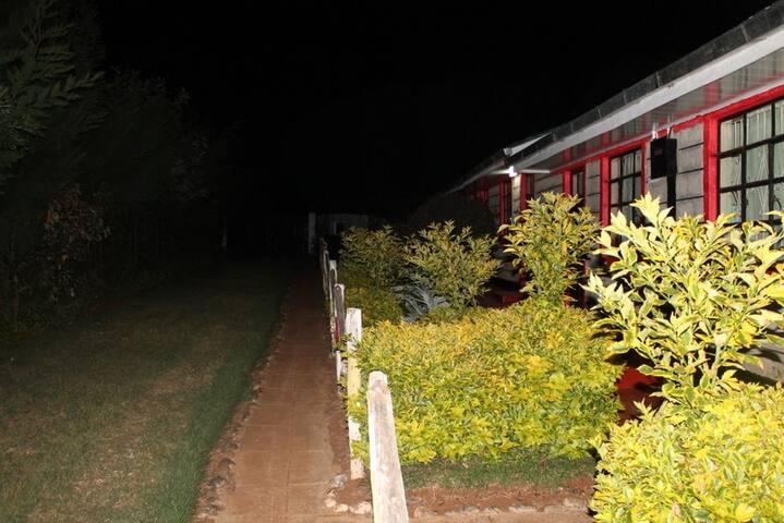Shammah Eco centre
