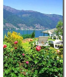Lovely, private Lake sightseing!!!! - Tronzano Lago Maggiore - Wohnung