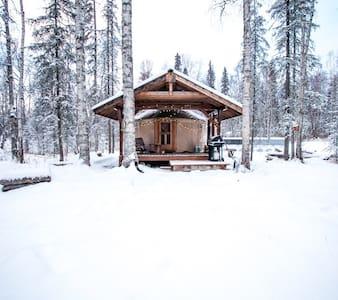 Yurt cottage - Talkeetna - Jurte