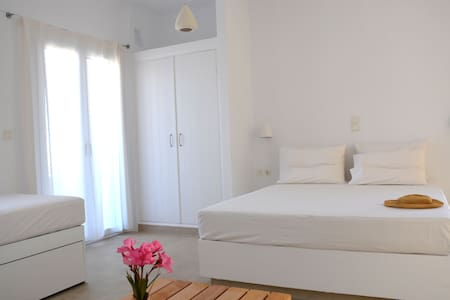 Psammos Holiday Apartments (Triple bed studio) - Lesvos - อพาร์ทเมนท์