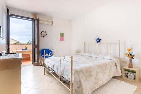 Bright room with terrace JUN E6904