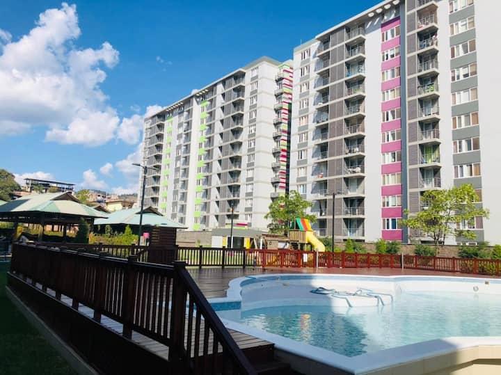 Terraza Jardín Apartment