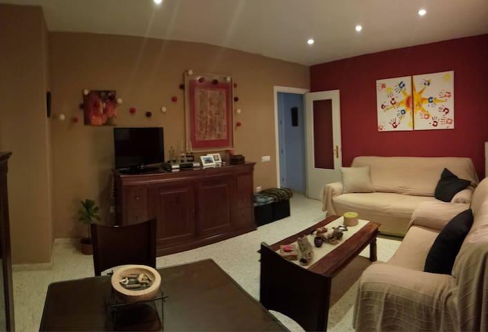 Habitación centro de Jerez (luminosa y tranquila) - Jerez de la Frontera - Apartamento