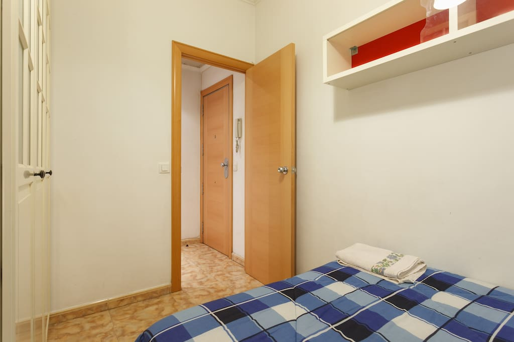 All rooms have personal key to give our guests privacy.