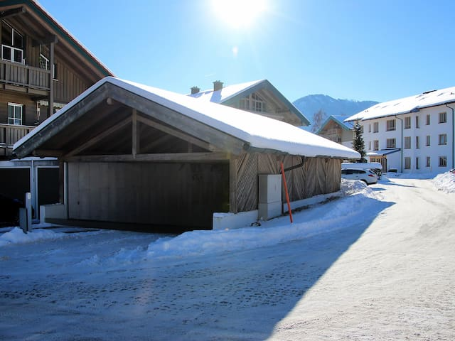 55 m² apartment Bibelöd for 4 persons in Ruhpolding - Ruhpolding - Pis