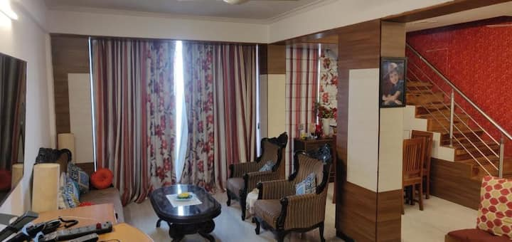 Centrally located luxurious Penthouse rooms