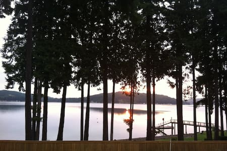 Awesome Waterfront Hood Canal Condo - Union