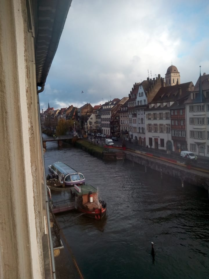 Romantic appartment in the heart of Strasbourg