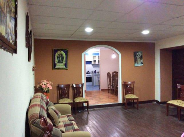 La casa de Cristhian - Cajamarca - Casa