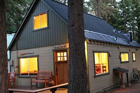 RENOVATED in Tahoe City (Sunnyside) - Tahoe City