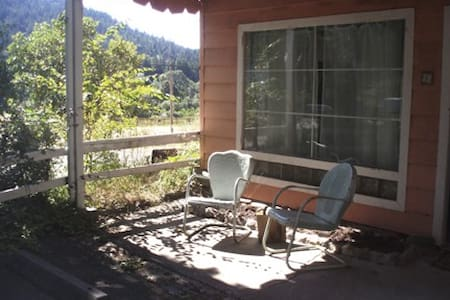 Giant Redwoods, Cozy Cottages #7 - Phillipsville - Apartmen