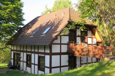 Sonnige Ferienwohnung in Frankenau - Frankenau - Apartment