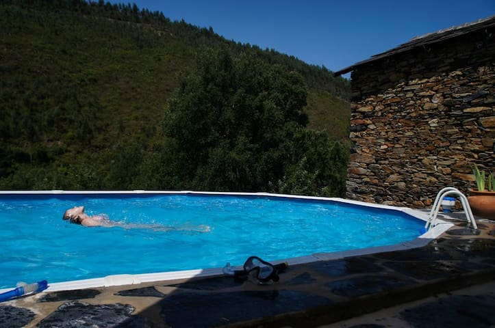 Mountain House 50m River Paiva