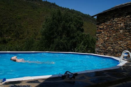 Mountain House 50m River Paiva - Alvarenga - Huis