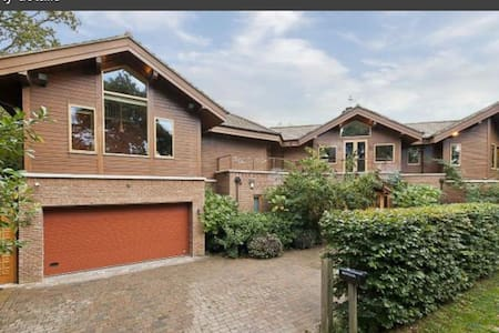 Stylish, new 5 bedrooms house in Surrey, London - Hersham - 独立屋