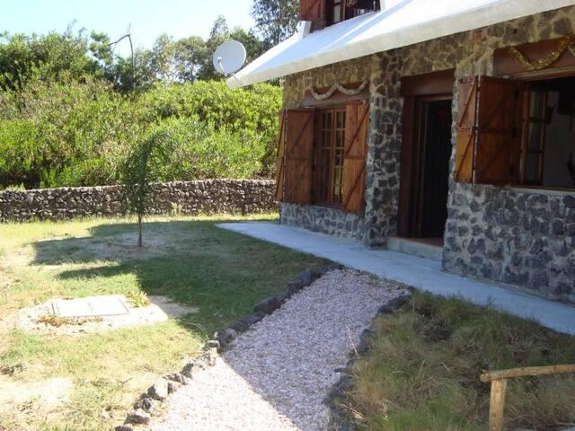Stone House in Natural Guazuvira