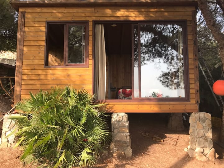 La cabaña del Nido Sinlei