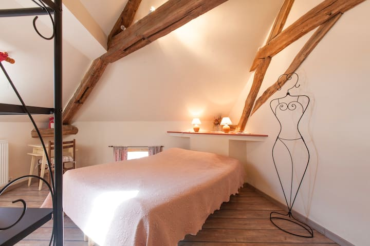 Le Mariecalou - Chambres à LYDOCHE - Meloisey - Bed & Breakfast