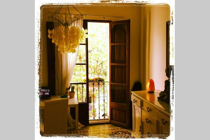 Santa Catalina Peaceful Room - Palma - Huis