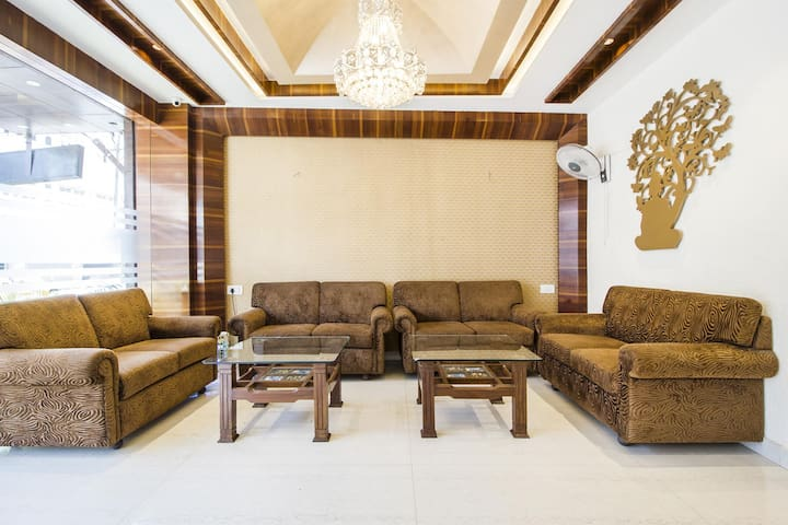 The Great Golden Comfort and Warmth Standard Room * Golden Temple, Amritsar *
