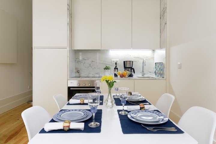 Oporto Cosy Apartment at Alegria