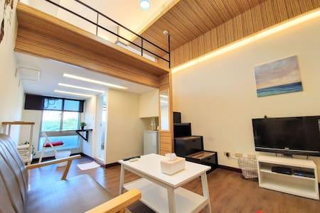 Airport MRT 300m  Duplex House with Loft
