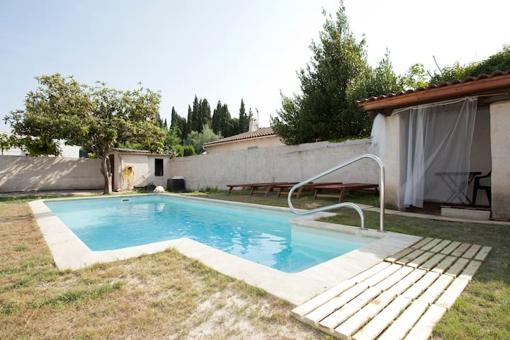 •holiday flat in Graveson, Alpilles - Graveson  - Apartment