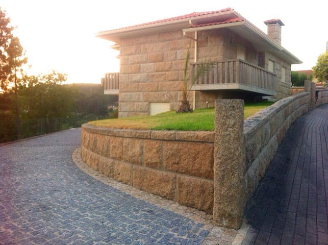 Maison vacances avec piscine Portugal - Fontarcada  - Huis