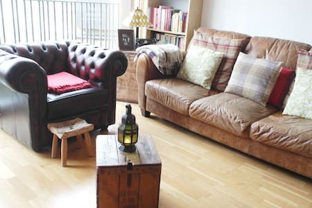1 Bed Apartment - Merton Abbey Mills, South London - London