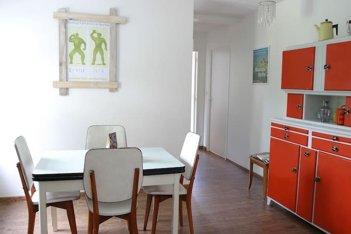 Gite 1 - Valaire - Apartment